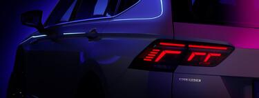 El facelift del Volkswagen Tiguan se presentará este mes, y adelanta su actualización en un teaser