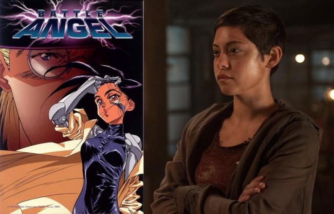 Rosa Salazar será la protagonista de Alita: Battle Angel