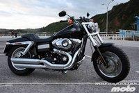 Harley Davidson Dyna Fat Bob, prueba (valoración y ficha técnica)