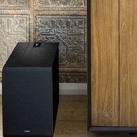 Yamaha MusicCast SUB 100, el nuevo subwoofer inalámbrico de la marca para montar un home cinema