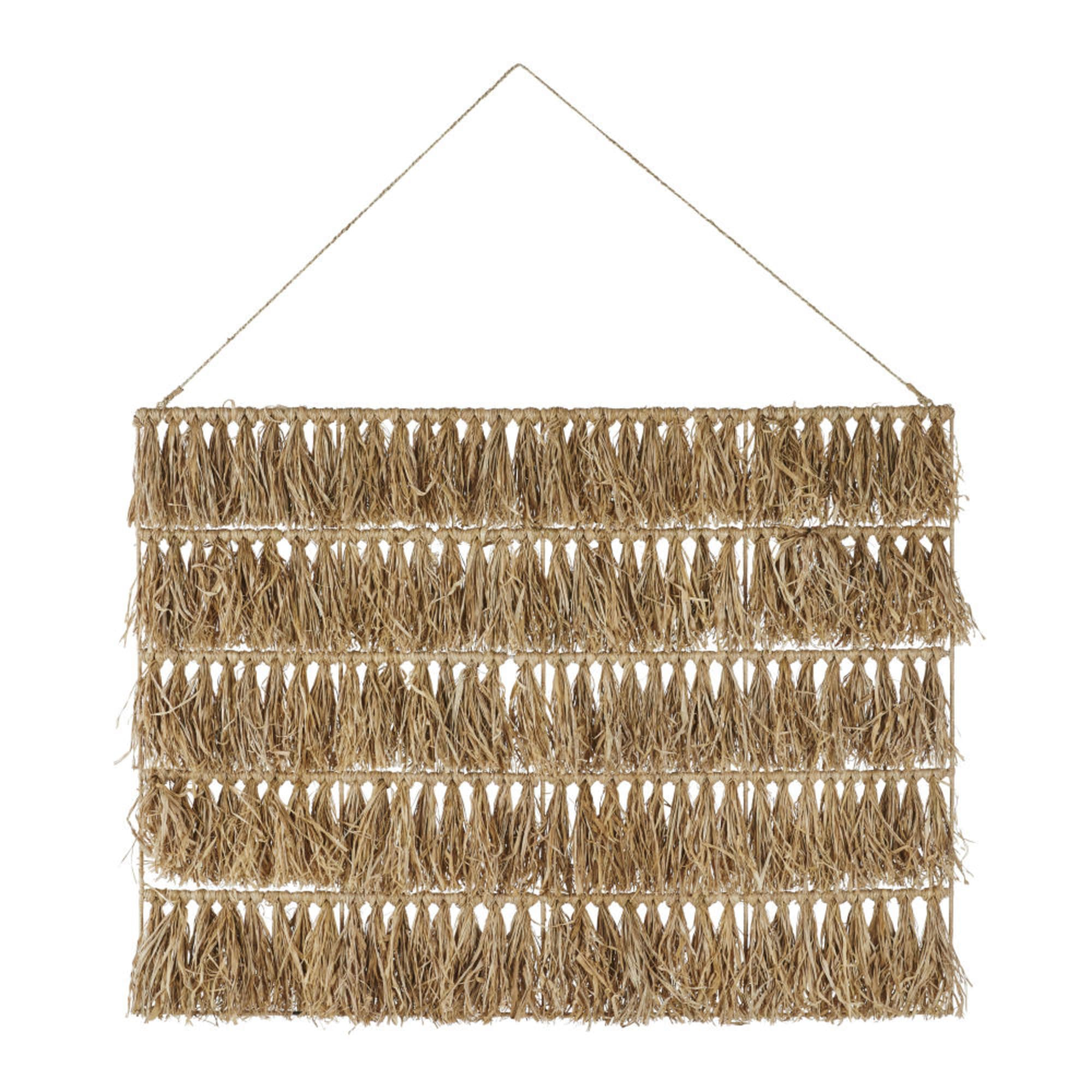 Cabecero de fibra vegetal 160 x 122
