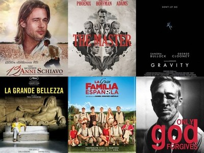 Las diez mejores películas de 2013