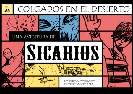 Sicarios 02 Portada