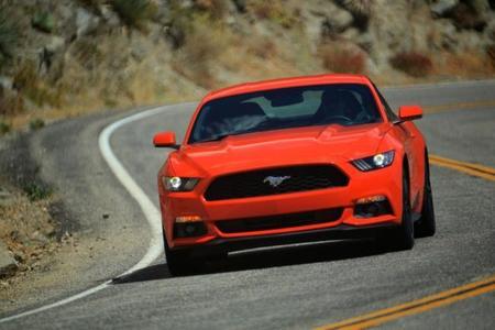 Ford Mustang 2015 En México (4)