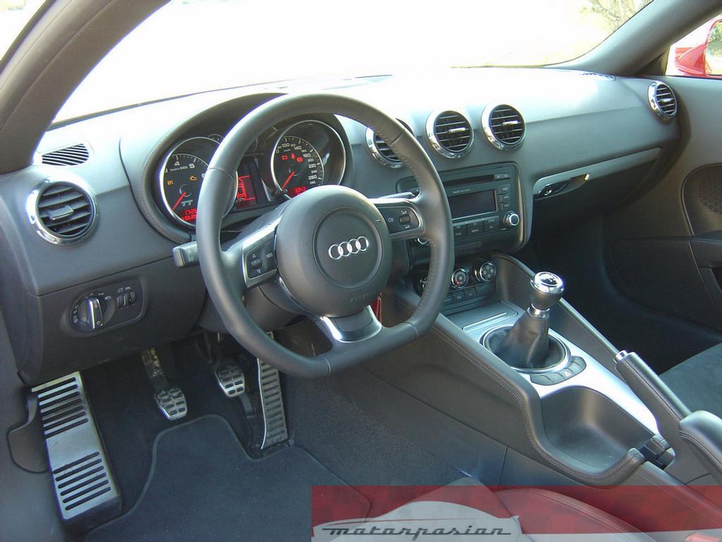 Foto de Audi TT Coupé (10/19)
