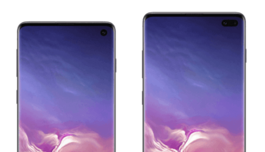All the details of the Samsung Galaxy S10 and S10 Plus, bare in the biggest leak of renderings