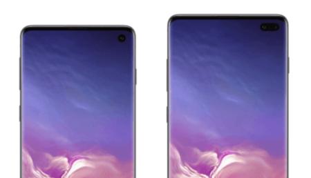 Todos los detalles de los Samsung Galaxy S10 y S10 Plus, al descubierto en la mayor filtración de renders