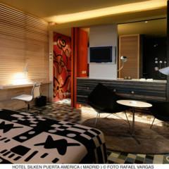 Foto 6 de 9 de la galería hotel-puerta-america-mariscal-y-salas en Decoesfera