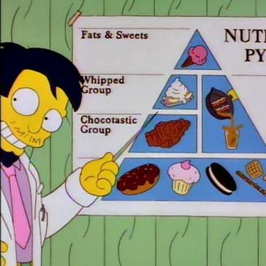 Las mentiras de la pirámide nutricional: de herramienta pedagógica a terreno de batalla corporativa