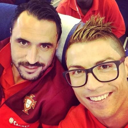 El nuevo Cristiano Ronaldo: gafapasta de cresta medio rubia