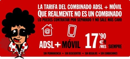 Pepephone se apunta a combinar Banda Ancha fija y móvil por 32.90 euros al mes