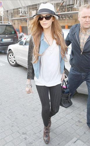 Lindsay Lohan será la directora artística de Ungaro