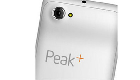 Geeksphone vuelve a la carga con su nuevo Peak+ orientado a usuarios finales