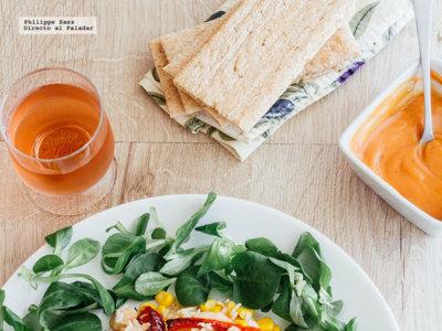 Cómo elaborar una ensalada perfecta