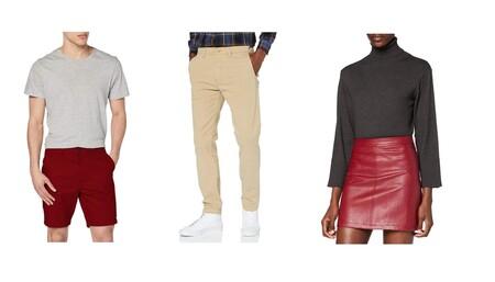 Chollos en tallas sueltas de camisetas, pantalones, sudaderas o vestidos Levi's, Superdry, Pepe Jeans o Lee en Amazon