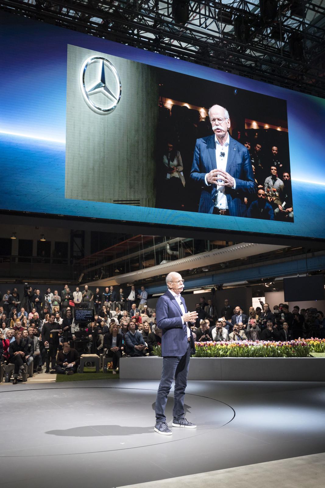 Foto de Mercedes-Benz Clase A 2018 - presentación (24/114)