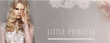 Las Little princess de Miss Selfridge
