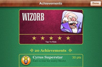 Sí, el nostálgico 'Wizorb' acabará llegando también a iOS