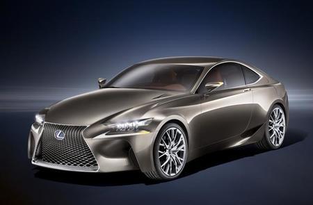 El Lexus LF-CC recibe la luz verde para su salida a producción