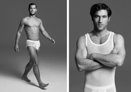 The White Briefs para Fantastic Man: regresa a los calzoncillos blancos