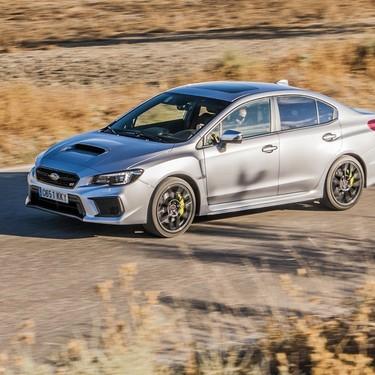 Probamos el Subaru WRX STi: Un verdadero deportivo de 300 CV más maduro pero igual de emocionante