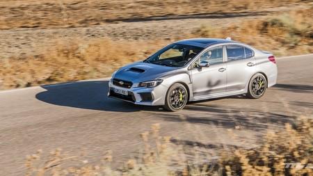 Subaru Wrx Sti 2018 Prueba 020