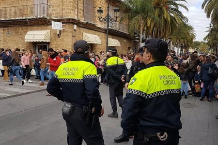 Un policía local está siendo investigado por poner más de 250 multas el sábado del GP de España 2018