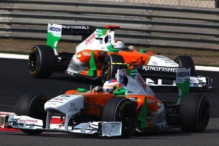 Paul Di Resta sería feliz en el cockpit de un Mercedes GP