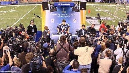 La Super Bowl XLVI podría batir récords de jets privados