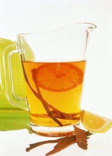 Te rojo, la bebida de los emperadores