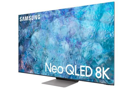 Samsung hace compatibles sus televisores Neo QLED con el sonido espacial gracias a la función SpaceFit Sound