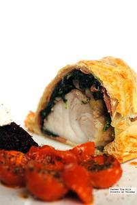 Rape Wellington. Receta