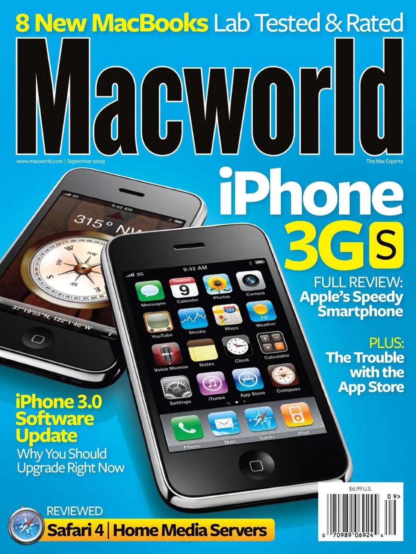 Foto de Revista Macworld (6/16)
