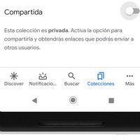 Cómo crear una colección colaborativa con Google para Android