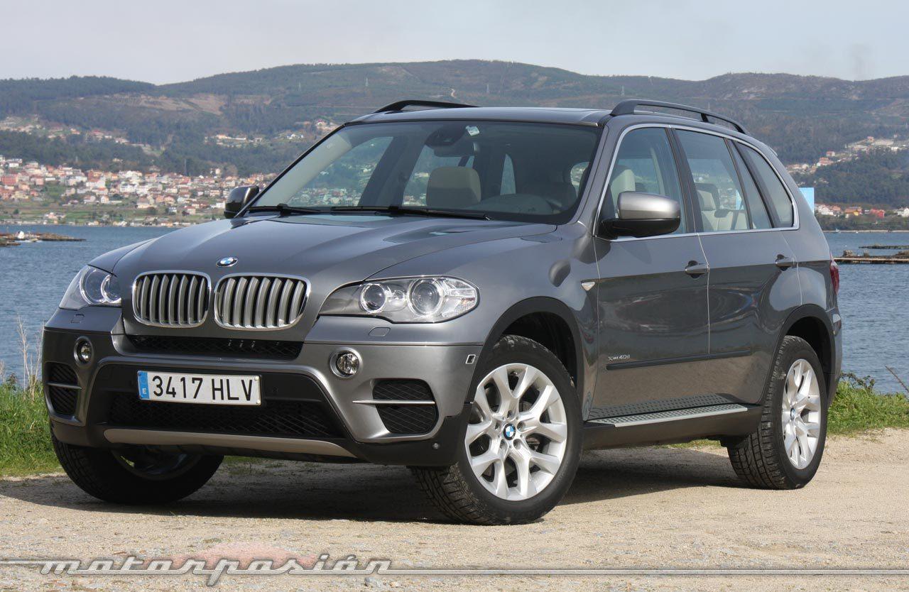 Foto de BMW X5 4.0d xDrive (prueba) (26/48)
