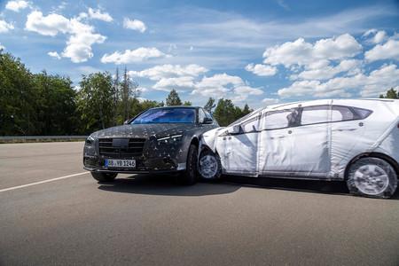 Mercedes Clase S 2021