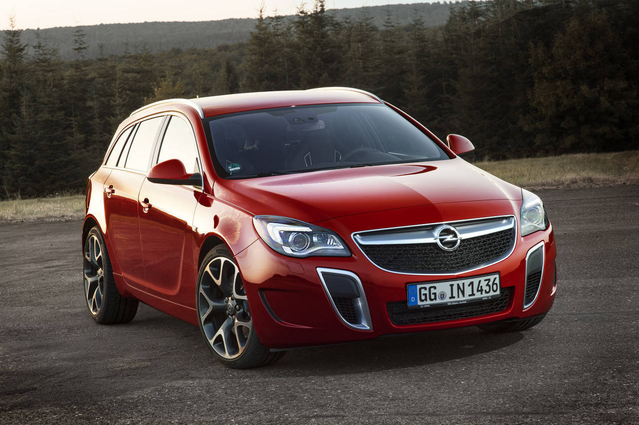 Foto de Opel Insignia OPC 2014 (11/40)