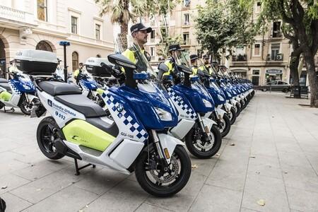 Guardia Urbana Bmw