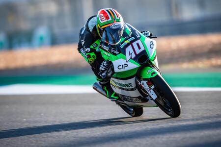 Binder Aragon Moto3 2020