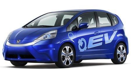 Honda EV Concept (Honda Jazz eléctrico)