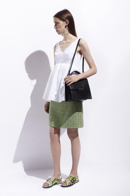 Carven faldas primavera moda 2014
