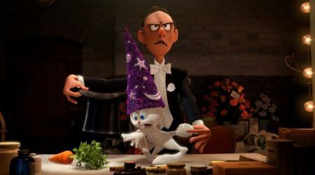Las fuentes de 'Presto', el cortometraje de Pixar