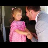 Precioso vídeo de la primera cita de un papá y su hija