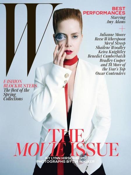 W Magazine Amy
