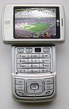 LG <strike>U990</strike> U900, primer teléfono DVB-H