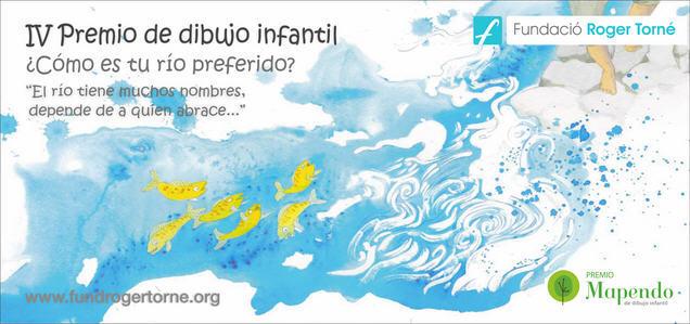 Premio de dibujo infantil Mapendo