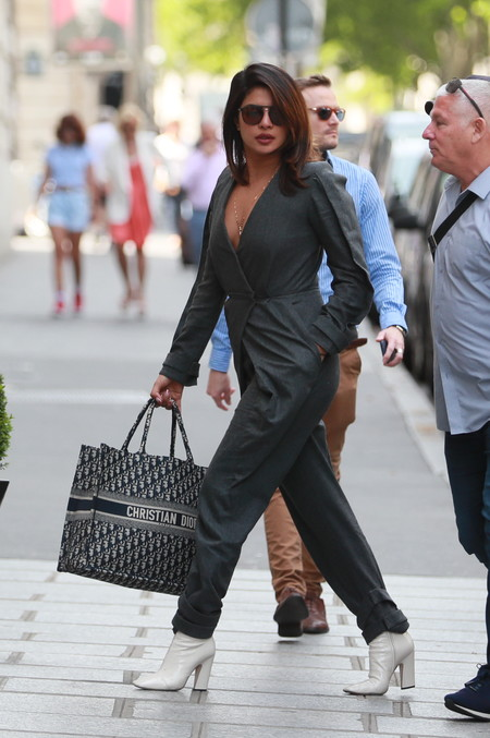 Priyanka Chopra Paris 1