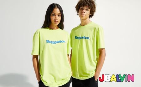 Si necesitas reggaeton (dale) J.Balvin y Bershka te lo traen en forma de una colorida colección