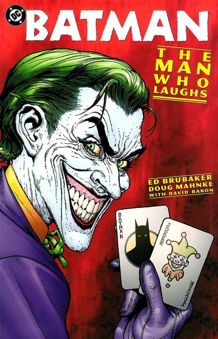 Una versión del Joker en los cómics