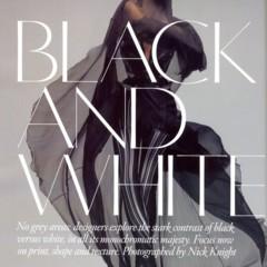 Foto 8 de 11 de la galería vogue-uk-adelanta-la-tendencia-blanco-y-negro-con-anja-rubik en Trendencias
